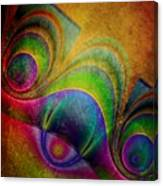 Fractal Design -a5- Canvas Print