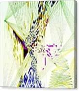 Fractal II Canvas Print