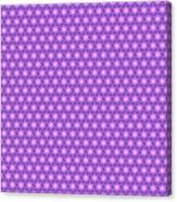Fractal Pattern 300 Canvas Print