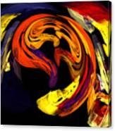 Fragments D Arabesques Canvas Print
