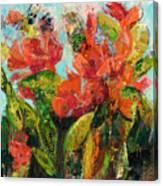 Fragrant Canvas Print