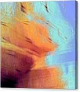 Frame The Unbroken View Canvas Print