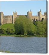 Framlingham Castle Canvas Print