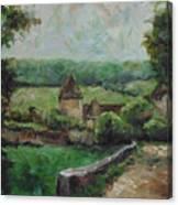 France, 1993 Canvas Print