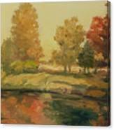 France I Canvas Print
