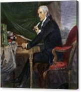 Francis Hopkinson Canvas Print