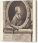 Francis II, Holy Roman Emperor Canvas Print