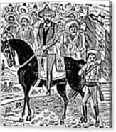 Francisco Indalecio Madero Canvas Print