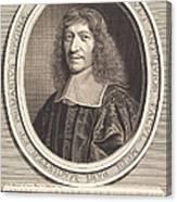 Francois Guenault Canvas Print