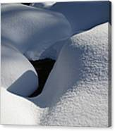 Franconia Brook - White Mountains New Hampshire  Canvas Print