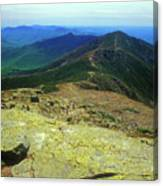 Franconia Ridge Trail Canvas Print
