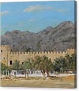 Frangokastello Castle - Southern Crete Canvas Print