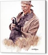 Frank Beebe Canvas Print