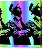 Frank Sinatra Art Canvas Print