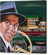 Frank Sinatra - The Capitol Years Canvas Print