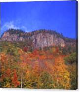 Frankenstein Cliffs Crawford Notch Canvas Print