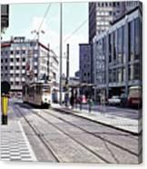 Frankfurt 1 Canvas Print