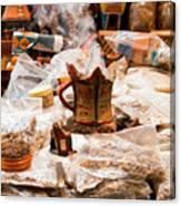 Frankincense And Myrrh Canvas Print