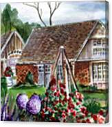 Franklin Park Conservatory Education Pavilon Canvas Print