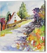 Frayssinet Beauty Canvas Print