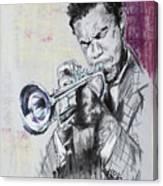 Freddie Hubbard Canvas Print