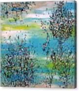 Free Improvisation #11 Canvas Print