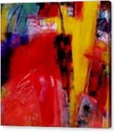 Free Spirit 006 Canvas Print