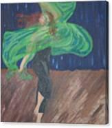 Free Spirit IIi Canvas Print