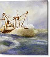 Free Spirit Of The Sea Canvas Print