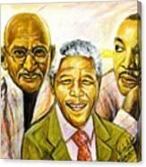 Freedom Hero Canvas Print