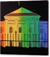 Freedom House Canvas Print