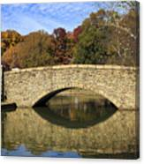 Freedom Park Bridge Canvas Print