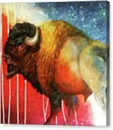 Freedom Roams Canvas Print