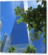 Freedom Tower 02 Canvas Print