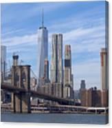 Freedom Tower I I Canvas Print