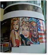Freestyle Art Series - 2 Canvas Print