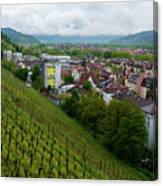 Freiburg Wine Sloop Canvas Print