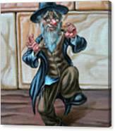 Freilahs. Op#2605 Canvas Print