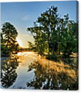 French Creek 17-029 Canvas Print