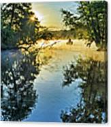 French Creek 17-037 Canvas Print