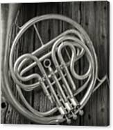 French Horn 2 Canvas Print