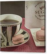 French Macarons 2 Canvas Print