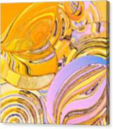 Frenetic Fresnels Canvas Print