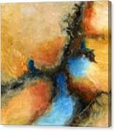 Fresh Air Abstract Canvas Print