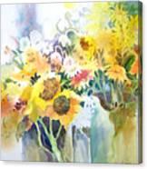 Fresh-picked Canvas Print