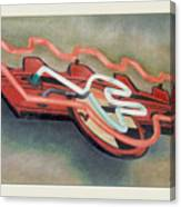 Frigidaire Canvas Print