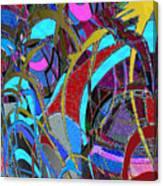 Frisk Canvas Print