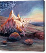 From Another World Canvas Print