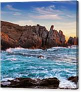 From Corsica Canvas Print