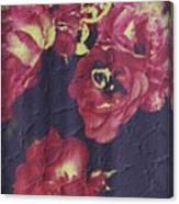 From My Garden Canvas Print